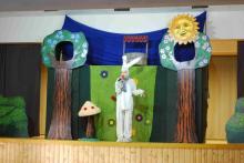 Húsvéti kaland Nyulcsi Julcsival